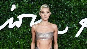 """""""Victoria's Secret""""-Elsa Hosk zeigt ihre Mega-Bauchmuskeln"""