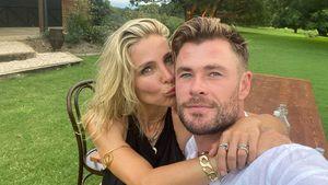 Zehn Jahre Ehe: Chris Hemsworth und Elsa feiern Jubiläum
