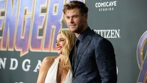 Nach Avengers-Premiere: Elsa Pataky so stolz auf Gatte Chris