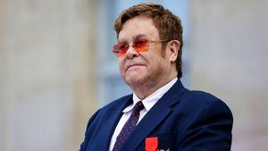 Voll auf Koks: Elton John crashte Rolling-Stones-Konzert