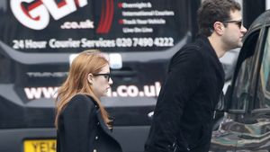 Turtel-Beweis! Emma Roberts & Christopher halten Händchen