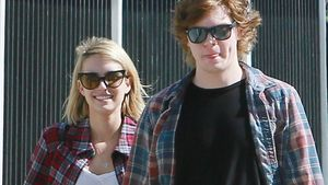 Süß! Emma Roberts & Evan Peters im Partnerlook