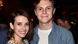 """Evan Peters über Emma Roberts: """"Ich liebe sie einfach"""""""