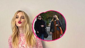 So lässig zeigt Emma Roberts ihren Babybauch im Leo-Print!