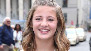 Taufe der AIDAprima: Emma Schweiger wird zur Schiffspatin
