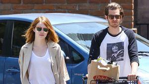 Nach Trennung: Emma Stone & Andrew Garfield wieder zusammen