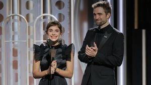 Bei Golden Globes: Mini-Reunion DIESER Harry Potter-Stars