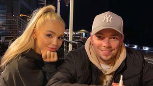 Emmy Russ will mit ihrem Freund Udo Bönstrup ins Fernsehen