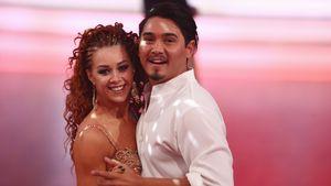 Erich Klann und Oana Nechiti bei Let's Dance 2016