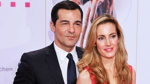 Nach Liebeskrise: So happy sind Erol Sander und seine Frau