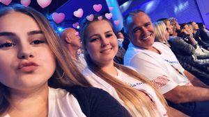 "Estefania Wollny nennt Stiefpapa Harald ""Daddy"" im Netz"