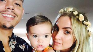 Evan Ross, Tochter Jagger und Ehefrau Ashlee Simpson