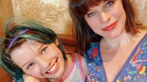 Milla Jovovichs Tochter (12): Offene Worte eines Promikinds