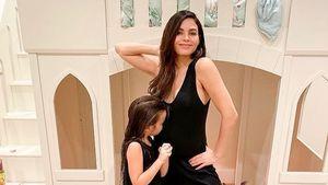 Jenna Dewans Tochter liebt es, eine große Schwester zu sein