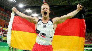 Endlich Gold: Turn-Star Fabian Hambüchen holt Olympia-Sieg!