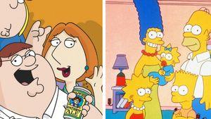 "Woohoo! Jetzt gibt's 1. ""The Simpsons Guy""-Trailer"