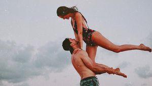 Sooo verliebt am Strand: Fata Hasanović zeigt ihren Freund!