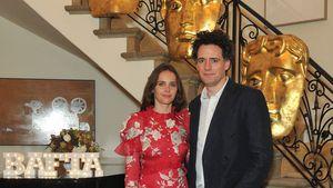 """Schlosshochzeit: """"Star Wars""""-Felicity Jones hat geheiratet"""