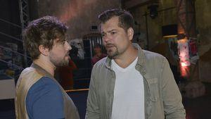 Daniel Fehlow: Werden GZSZ-John und Leon wieder Kumpels?