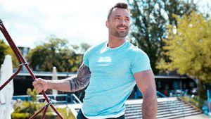 Sportlich! BTN-Darsteller Filip Nikolic will zu Olympia 2022