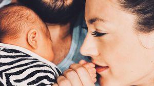 Fiona Erdmann und Mohammad im Elternhimmel: Ihr Baby ist da!