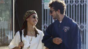 Voll verliebt: Shia LaBeouf turtelt mit FKA Twigs durch L.A.