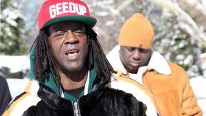 Verhaftet! Polizei zieht Rapper Flavor Flav aus dem Verkehr