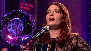 """Florence Welch: """"Ceremonials"""" war etwas riskant"""
