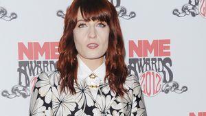 Florence Welch: Ihr Anzug bereitet Augenschmerzen