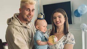 Zeit rast: YouTuberin Julitas Sohn ist schon ein Jahr alt!