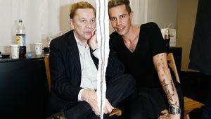 Wegen Ekel-Doku: Botox-Boy trennt sich von Helmut Berger!
