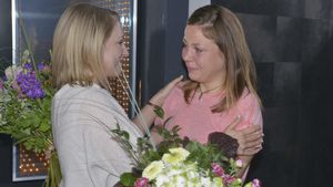 Iris Mareike Steen und Franziska van der Heide