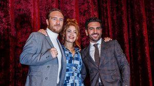Elyas M'Barek schwärmt vom Filmdreh mit Palina & Frederick!