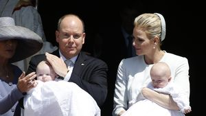 Super-Papa: Fürst Albert zeigt seine Vater-Qualitäten