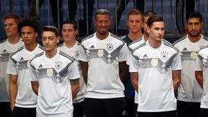 Neues DFB-Trikot: Werden wir in diesen Farben Weltmeister?