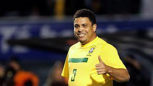 Mit Lungenentzündung in Klinik: Exkicker Ronaldo gibt Update