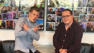 Angelo Kellys Sohn Gabriel (18) will als Rapper durchstarten