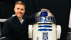 """Stars Wars 8"": In dieser Filmszene war Gary Barlow dabei!"