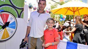 Männer-Power: Gavin Rossdale will für seine Jungs da sein