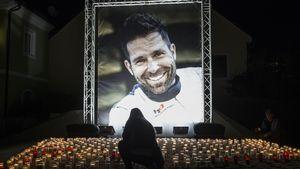 Gedenkfeier für Hannes Arch in Österreich