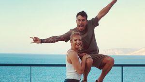 Ex-Ronaldo-Flirt Gemma Atkinson verkündet Schwangerschaft