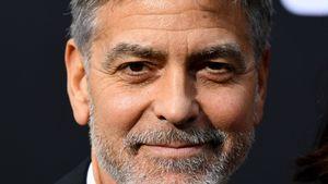 Selber B-Day wie Baby Sussex: George Clooney findet's lustig