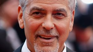 "George Clooney bei der Premiere von ""Money Monster"" in Cannes"
