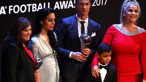 Schwanger-Glow: Cristiano Ronaldos Georgina mit Mega-Kugel
