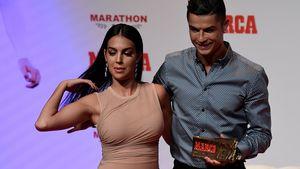 Verheiratet? Georgina nennt Cristiano Ronaldo ihren Ehemann!