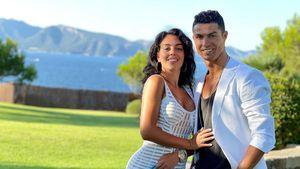"""""""Meine Königin"""": Ronaldo teilt Pärchen-Pic mit seinem Schatz"""