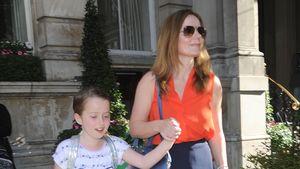 Geri Halliwell & Tochter Bluebell im lässigen Sommerlook