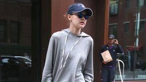 Gigi Hadid in New York City