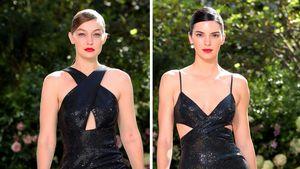 Gigi Hadid und Kendall Jenner rocken New York Fashion Week