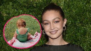 So groß geworden! Gigi genießt den Sommer mit Tochter Khai
